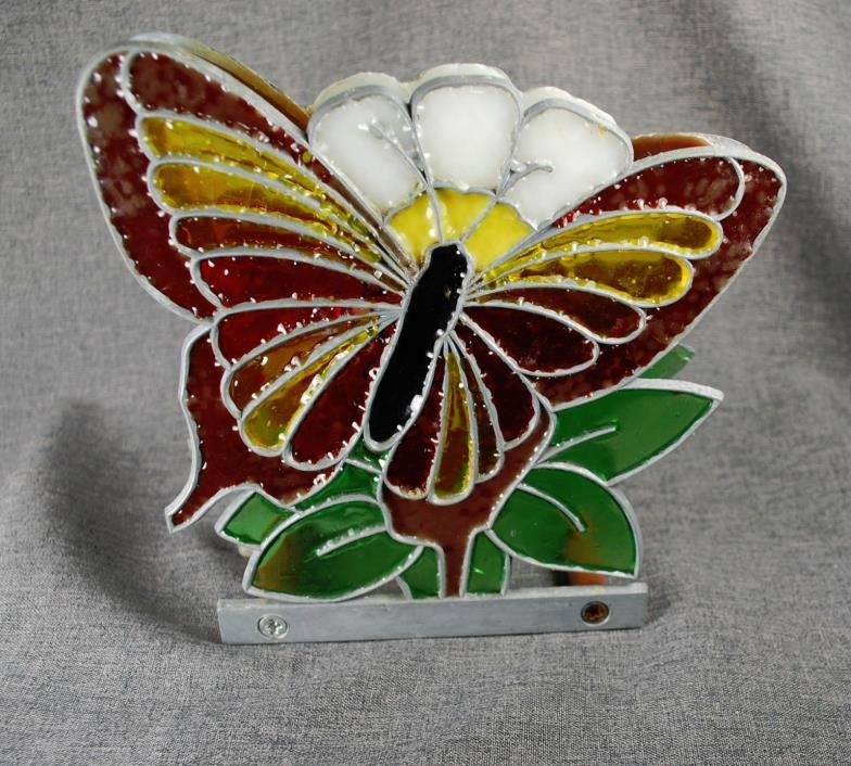 Butterfly Napkin Holder- very colorful