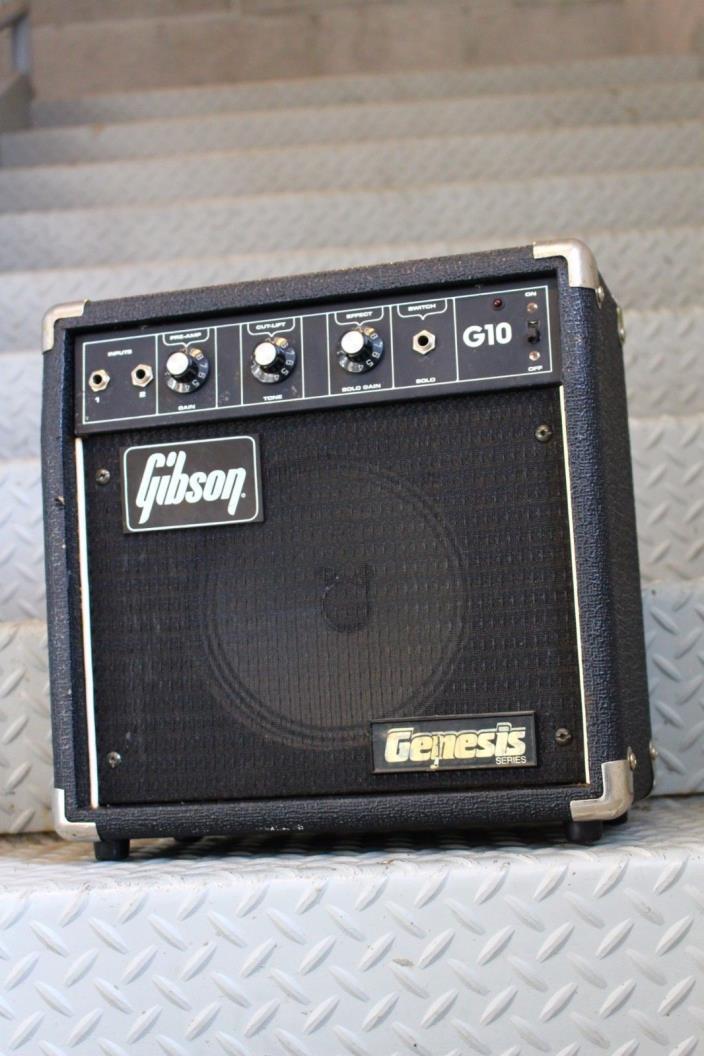 Gibson Genesis G-10 Combo Guitar Practice Amplifier
