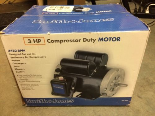 3hp Compressor Motor For Sale Classifieds