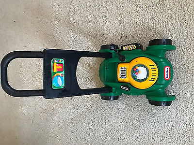 Little Tikes Lawn Mower
