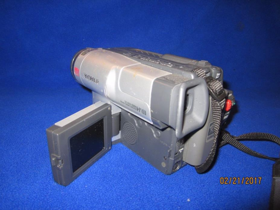 Samsung SCL906 SC-L906 HI8 8mm Video8 HI 8 Camcorder VCR Player Video Transfer