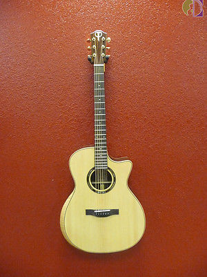 Teton STA150Cent-AR, Acoustic/Electric Guitar, Free Shipping in USA