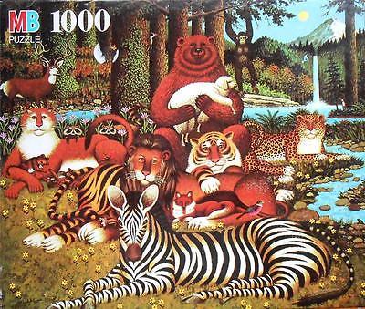 NEW 1000 PIECE JIGSAW PUZZLE CHUMBUDDIES 4679-4 BY CHARLES WYSOCKI 100% COMPLETE