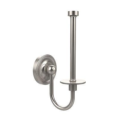 Allied Brass Universal Free Standing Upright Tissue Holder Satin Nickel