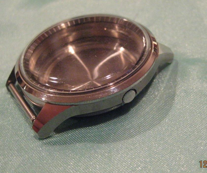 Vintage Seiko Sportsmatic Watch Case 7625-9010    ~  No Movement