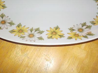 vintage retired Noritake ~ MARGUERITE #6730 ~ serving platter