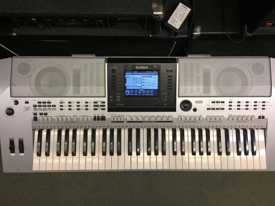 Yamaha Psr Voice List