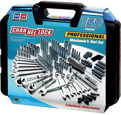 CHANNELLOCK-39068 158 pc. Mechanic's Tool Set