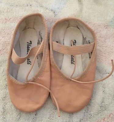 ballet slippers, Pink, toddler- Size 7.5