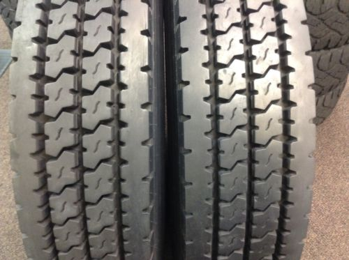 Full Truckload Of Used 85%+ Truck Tires