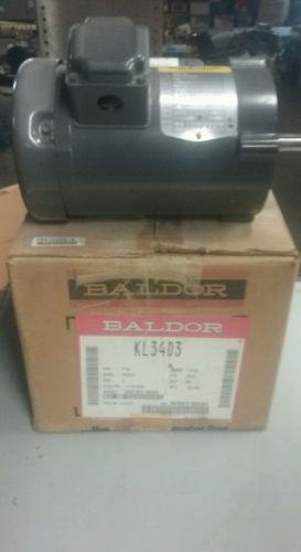 Baldor Motor 1/4 Hp