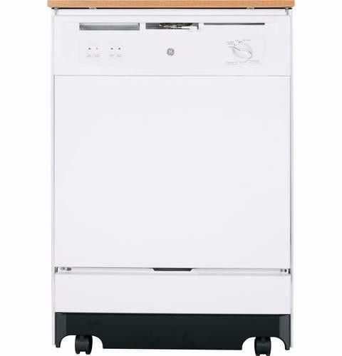 Portable ge dishwasher GSC3500R20WW