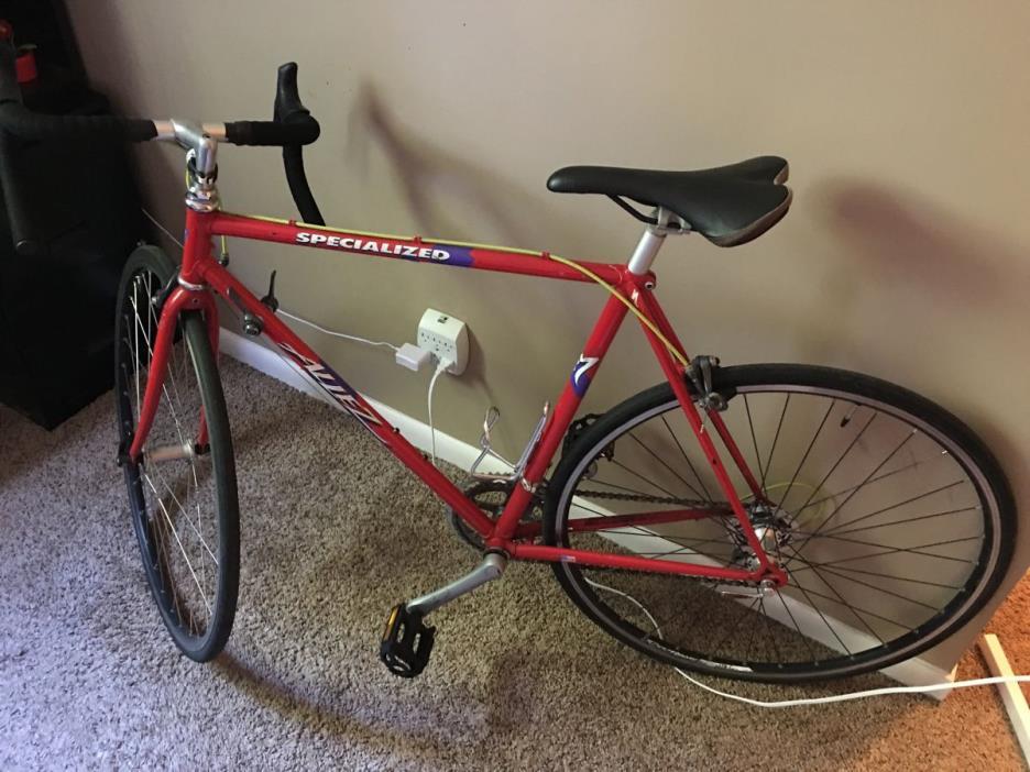 Used Allez Specialized road bike