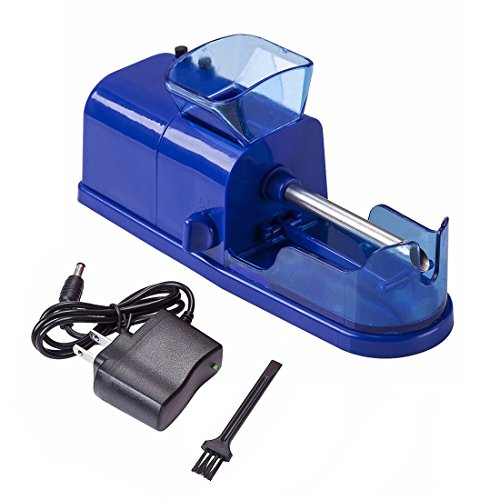 Fashionstar Cigarette Rolling Machine Electric Automatic Tobacco Roller Blue