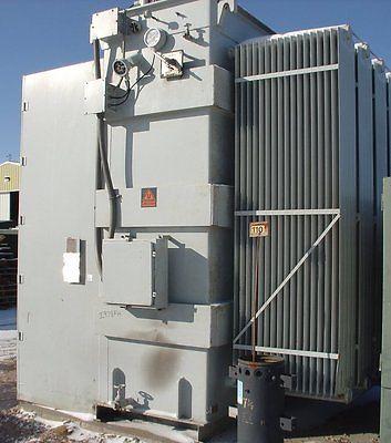10,000 KVA Padmount Transformer