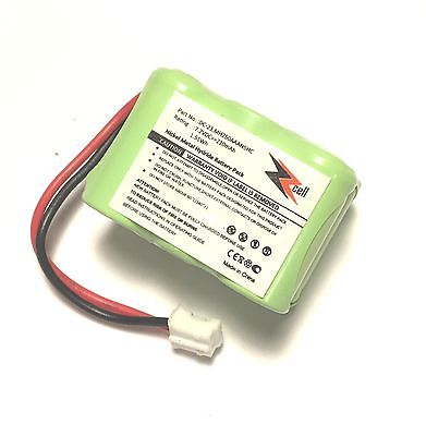 Battery For SportDog Kinetic Dog Collar MH250AAAN6HC / DC-23 / SD-800 / 650-104
