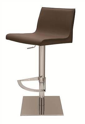 Colter Adjustable Bar Stool in Mink [ID 162561]