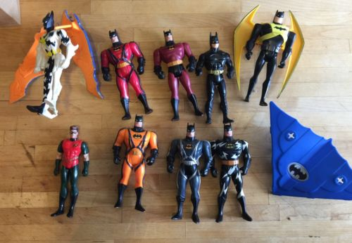 Batman Figurine Set