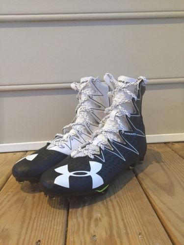 Under Armour Highlight Cleats size 9.5