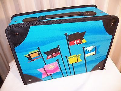 Disney Vacation Club Member Cruise Small Suitcase, Carrying Bag / Tote