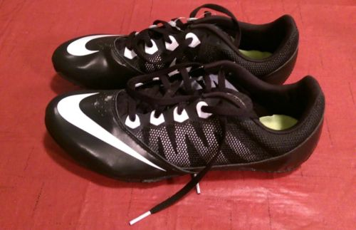 Men's Nike Rival Track Sprint Shoes sz10  *No Spikes