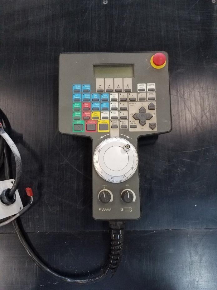 Cincinnati Milacron Acramatic A2100 Motion Control Pendant CNC