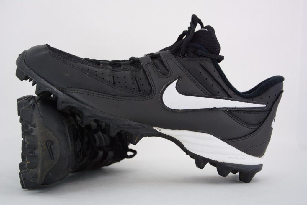 Nike Land Shark Mens Size 10.5 Rubber Cleats Soccer Lacrosse Football Shoes