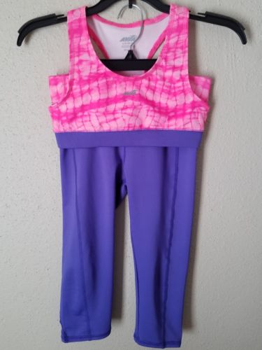 Girl Workout Outfit