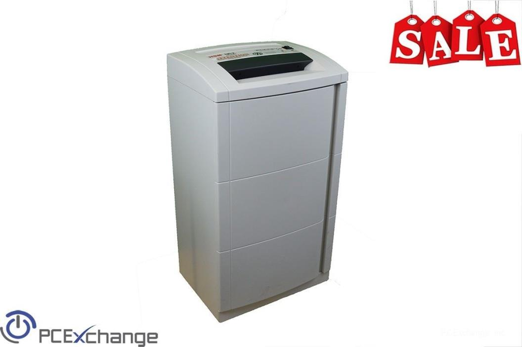 HSM 125.2 High Security HS Level 6 Paper Shredder 5-7 Sheet Cap 1/32x3/16