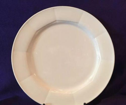 5 Vintage Villeroy & Boch GEO Luncheon Plates 9-1/4