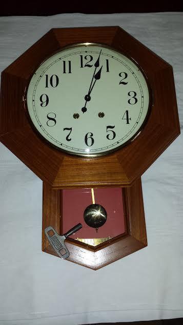 Vintage Jauch Wall Clock