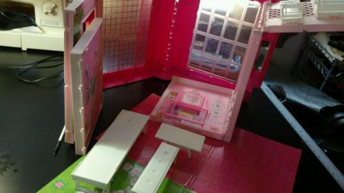vintage barbie dream house