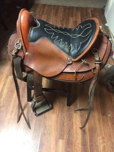 Used Gaited Saddles - For Sale Classifieds