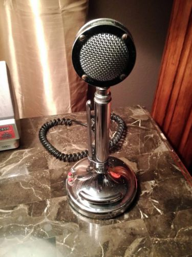 Astatic Silver Eagle Microphone