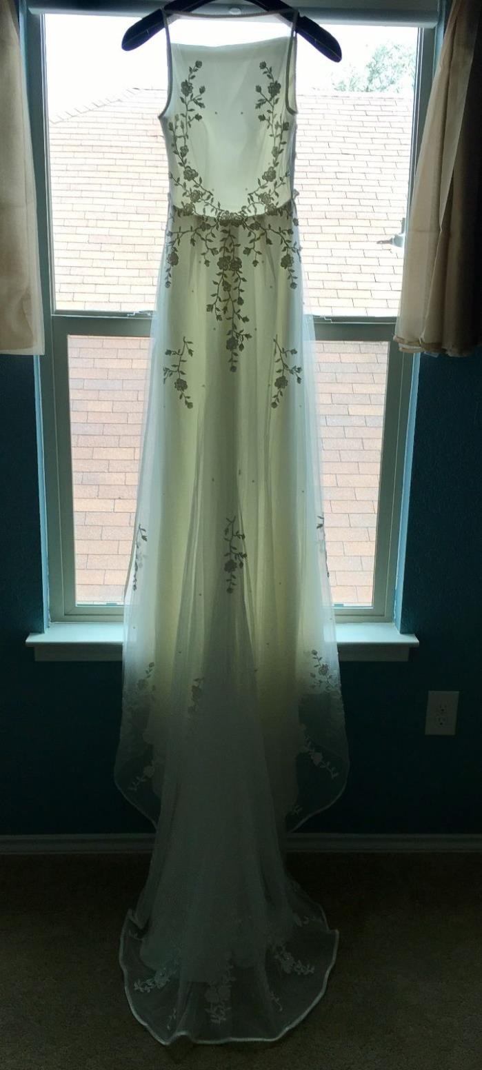 NWT Wedding Gown Size 4