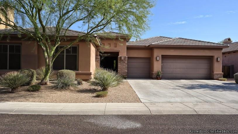 REDUCED! Beautiful Home in Aviano at Desert Ridge in Phoenix
