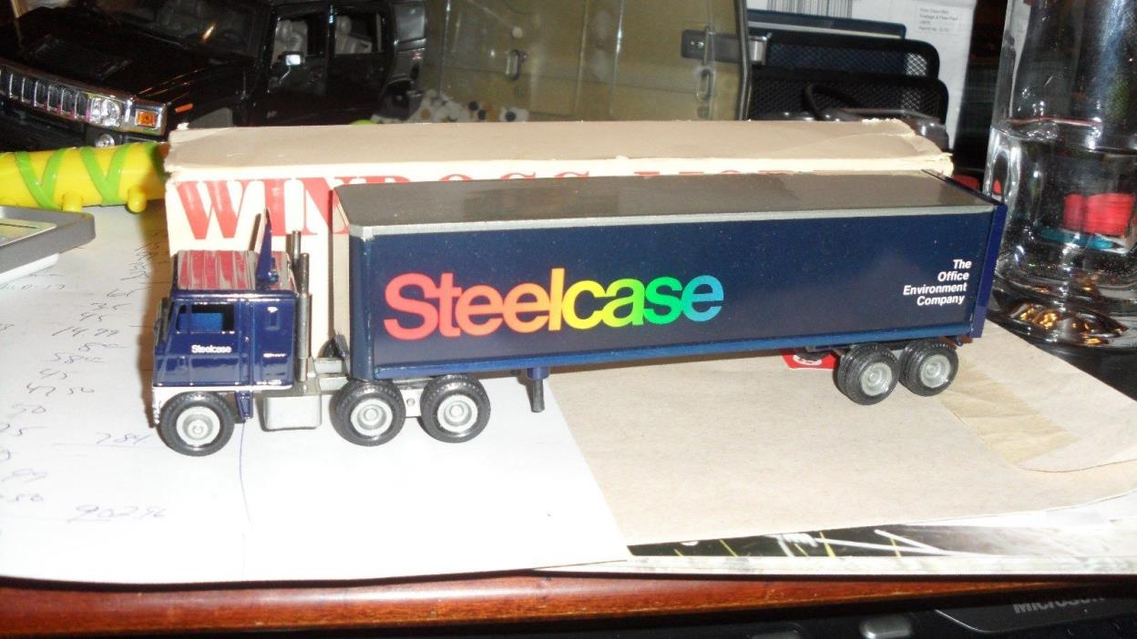 Winross Steelcase Tractor Trailer 1/64 RARE