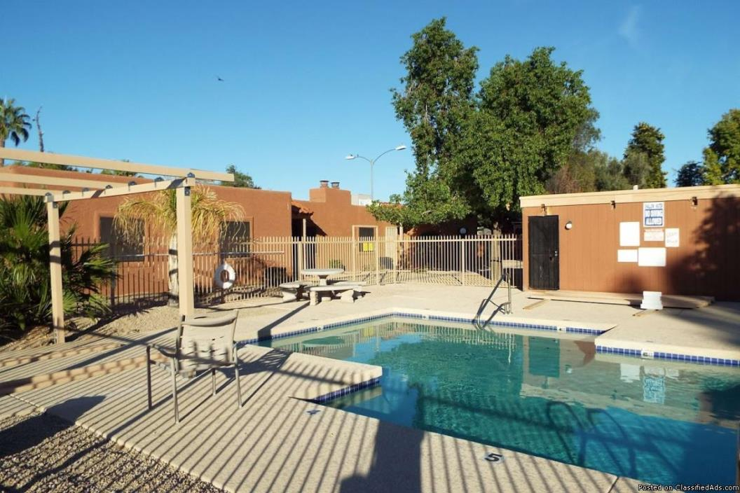 REDUCED! Beautiful Pool-Side Townhome for Sale at Gated Kiva Dos Community in...