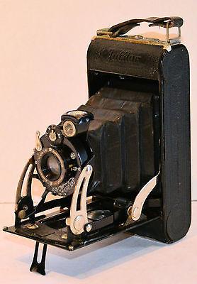voightlander jubilar vintage camera for 120 film
