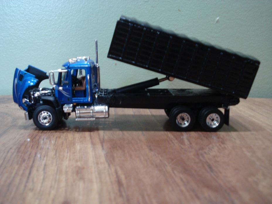1/64 Custom GRANIT MACK GRAIN TRUCK Farm Toy Truck #3