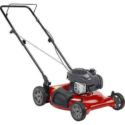 Gas Lawn Mower 21