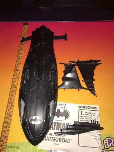 Batman Returns All-Terrain Batskiboat Vehicle