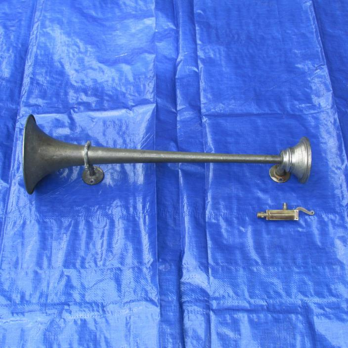 Grover Products Company Small Locomotive Air Horn  - Vintage - Large Scale