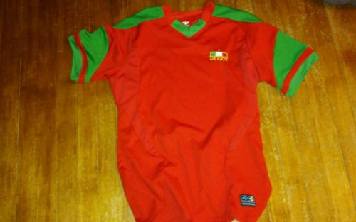 Mexico Soccer Jersey Size Small