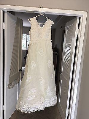 Wedding dress - Alfred Angelo
