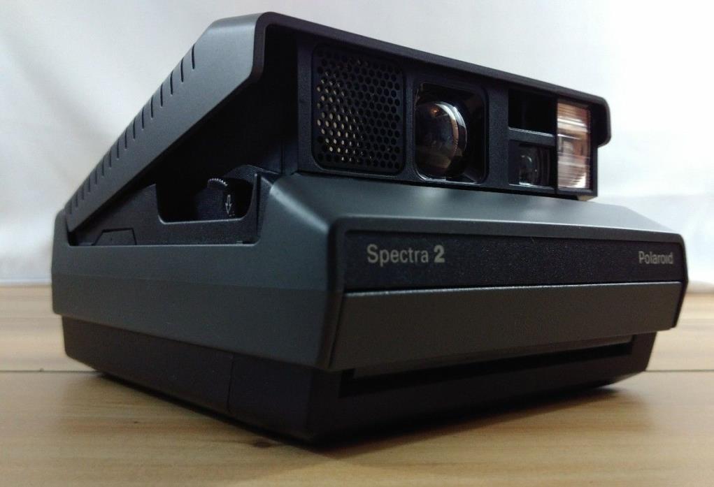 Polaroid Spectra 2 Instant Film Camera Made in UK