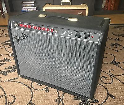 Vintage Fender Super 210 Guitar Amplifier