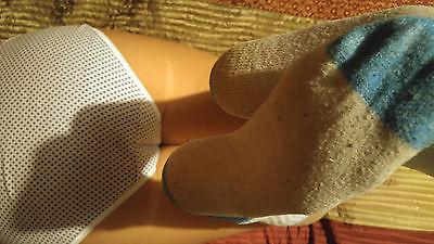 WOMENS Used PRE OWNED used socks