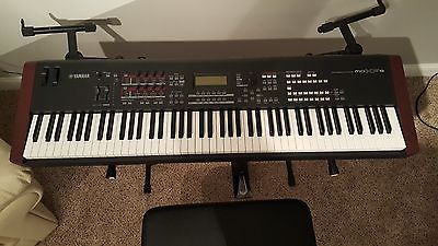 Yamaha MOXF8 Keyboard Synthesizer