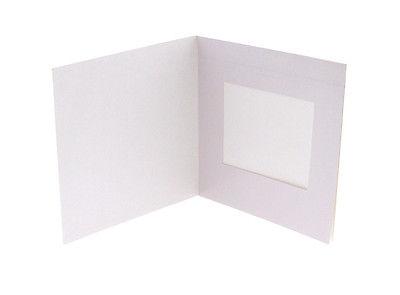 Polaroid White Spectra Folders - 600